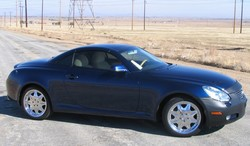 DEWULUVITs 2002 Lexus SC