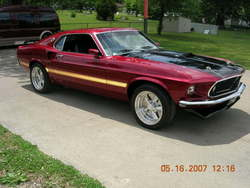 aaronm_2003s 1969 Ford Mustang