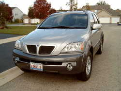 471960s 2003 Kia Sorento