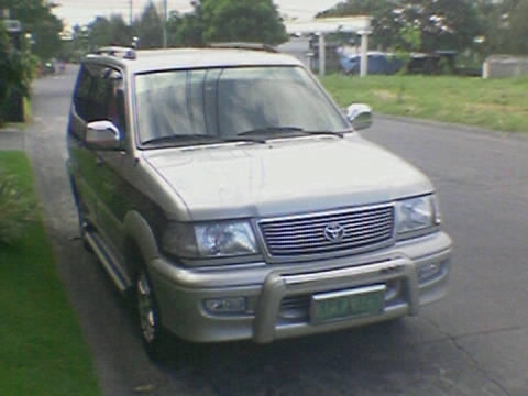 Another tahong 2002 Toyota Van post... - 7134182