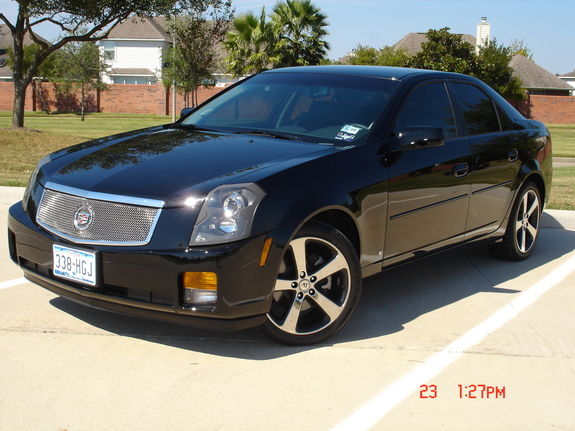 Armaancts 2006 Cadillac Cts Specs Photos Modification Info At Cardomain