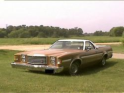 Funnyplacess 1977 Ford Ranchero