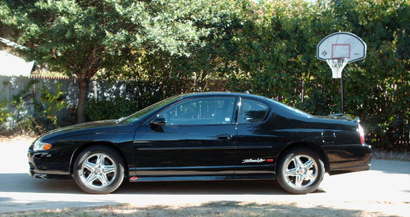 guitarmontecarlo 2004 chevrolet monte carlo specs photos modification info at cardomain. Black Bedroom Furniture Sets. Home Design Ideas