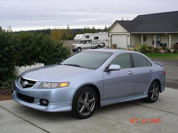 Jackartist 2004 Acura Tsx Specs Photos Modification Info