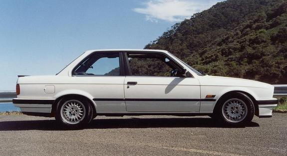 1988 Bmw 316i E30 Related Infomation Specifications