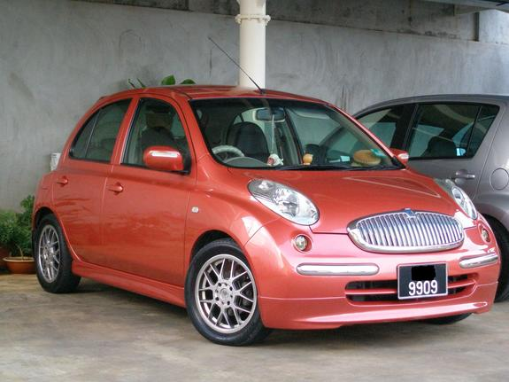 my9909 2002 nissan micra specs photos modification info at cardomain. Black Bedroom Furniture Sets. Home Design Ideas
