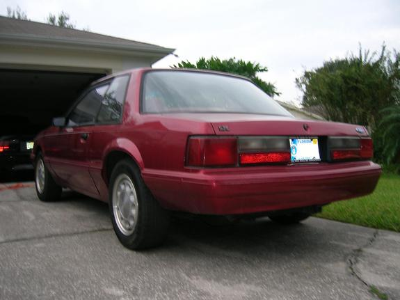 blainestang's 1993 Ford Mustang