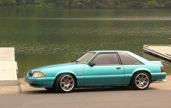 blainestang 1993 Ford Mustang 7142117