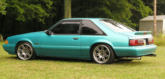 blainestang 1993 Ford Mustang 7142118