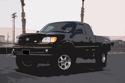 freakh22as 2001 Toyota Tundra Access Cab