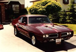 longgunns 1969 Pontiac GTO