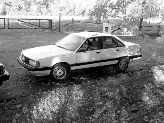 Another kdavies5 1991 Audi 200 post... - 7279510