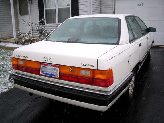 Another kdavies5 1991 Audi 200 post... - 7279520