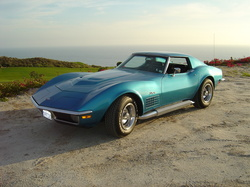 RJSquirrels 1971 Chevrolet Corvette