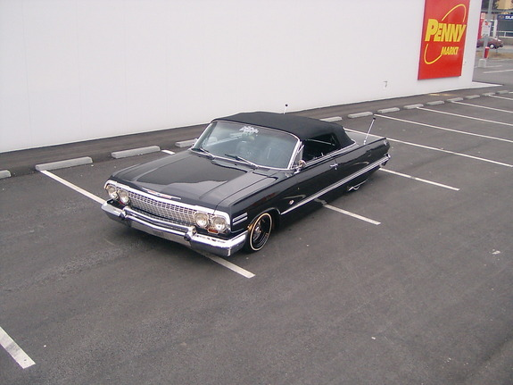 Another sixtrey 1963 Chevrolet Impala post... - 7237175