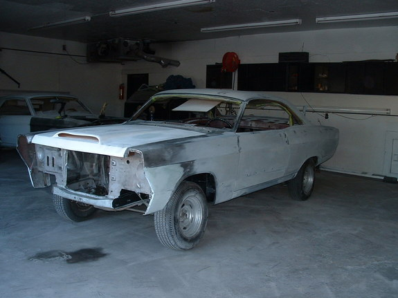 Another firemedic426 1967 Ford Fairlane post... - 7164726