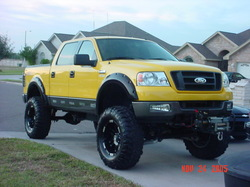 Dimentionist 2004 Ford F150 SuperCrew Cab