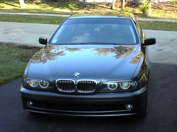Dg540i6 2001 Bmw 5 Series Specs Photos Modification Info At Cardomain