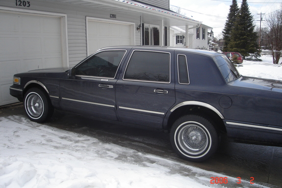 Lo Lincoln 1997 Lincoln Town Car Specs Photos Modification Info At