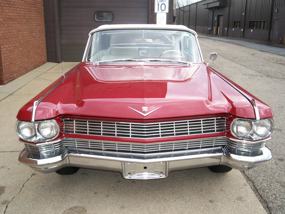Another wildaboutcars 1964 Cadillac DeVille post... - 7152619