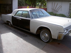 1961+lincoln+continental+for+sale