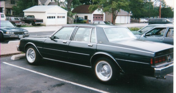 Large on 1996 Buick Lesabre