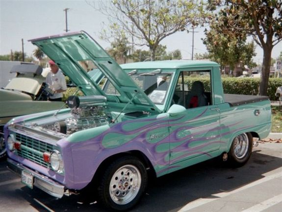 Another NoVa_144 1969 Ford Bronco post... - 7156620