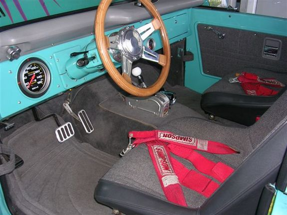 Another NoVa_144 1969 Ford Bronco post... - 7156623