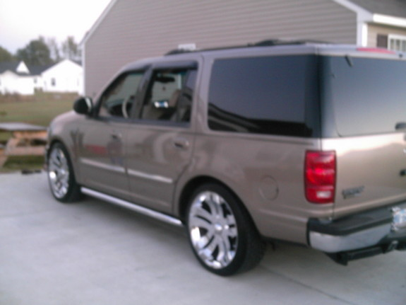 Ncstunna 2001 Ford Expedition Specs Photos Modification Info At
