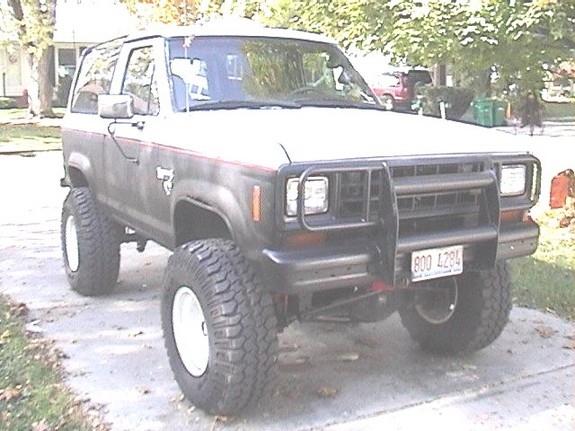 pigpenjr 1986 ford bronco ii specs photos modification. Black Bedroom Furniture Sets. Home Design Ideas