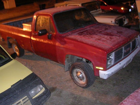 mikestrucks 1985 Chevrolet C/K Pick-Up