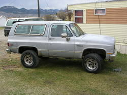 mikestruckss 1985 GMC Jimmy