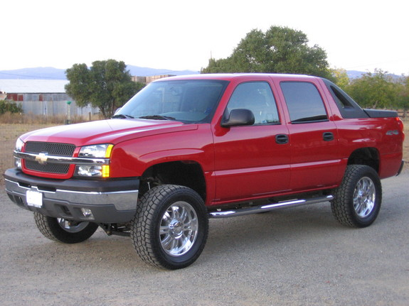 dmeier 2004 chevrolet avalanche specs photos. Black Bedroom Furniture Sets. Home Design Ideas