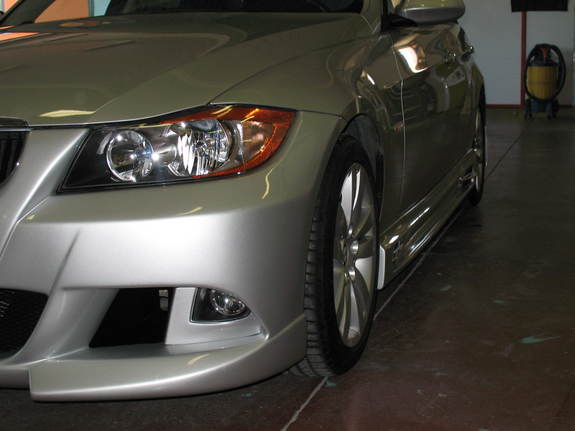 The AmmO ChicK 2006 BMW 3 Series