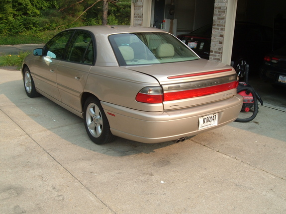 Another shy-lo 1998 Cadillac Catera post... - 7169282