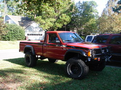 lowcountrymudder 1988 Jeep Comanche Regular Cab
