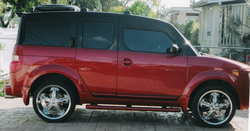 MIAMIDADEPROCESSs 2003 Honda Element