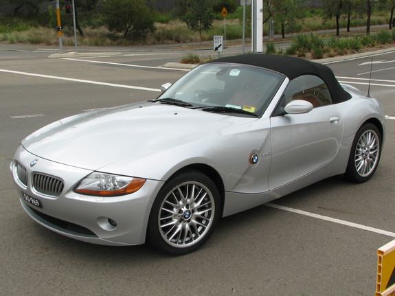 Walkie86 2005 Bmw Z4 Specs Photos Modification Info At