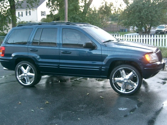Another h2dro 1999 Jeep Grand Cherokee post... - 7166608