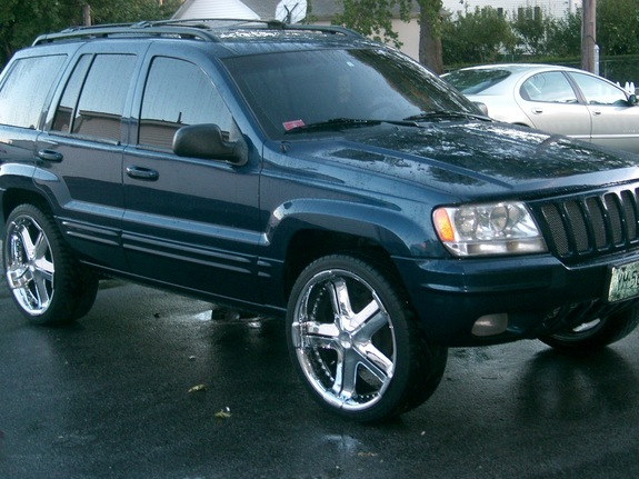 Another h2dro 1999 Jeep Grand Cherokee post... - 7166609