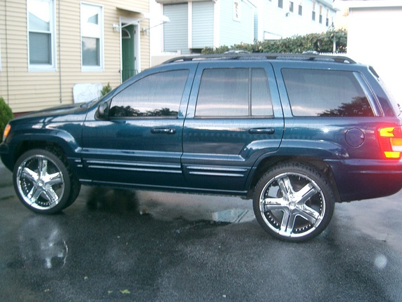 Another h2dro 1999 Jeep Grand Cherokee post... - 7166610