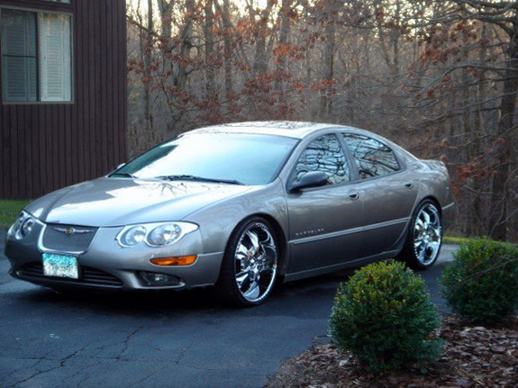 ras188_300m's 2003 Chrysler 300M