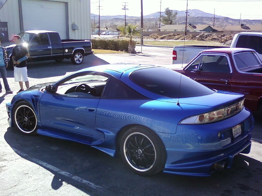 Another 99mitsutuner 1999 Mitsubishi Eclipse Post