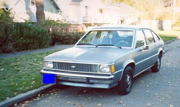 Another peachy1 1980 Chevrolet Citation post... - 7169468
