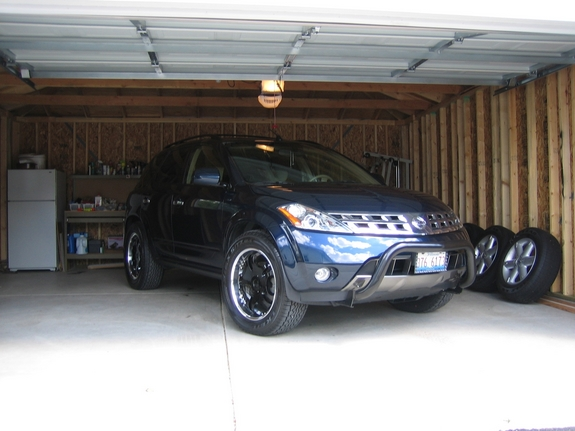 Robik 3000 2004 Nissan Murano Specs Photos Modification