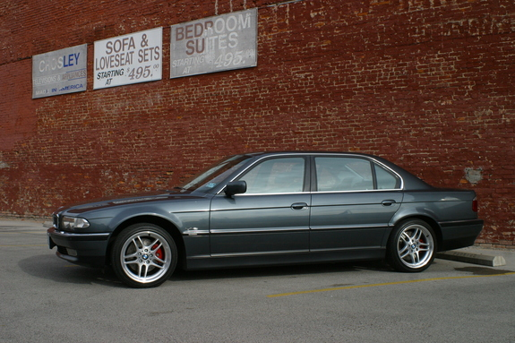 undercover911 1999 BMW 7 Series 7191179