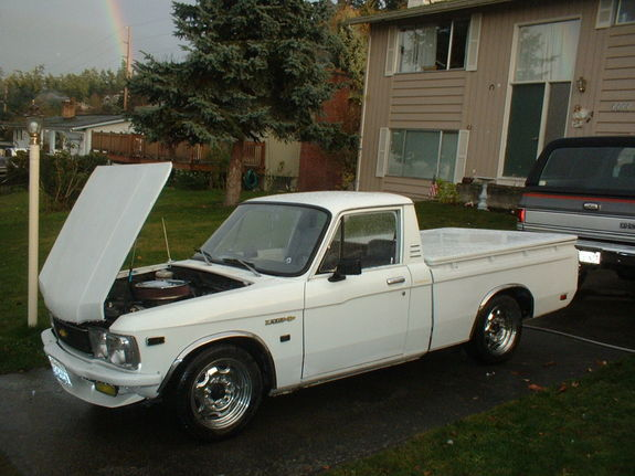 Iluvracing 1975 Chevrolet Luv Pick Up Specs Photos Modification