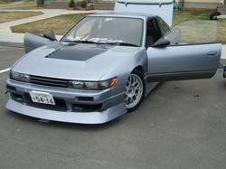 gaijin_outlaws 1992 Nissan Silvia