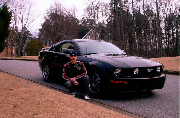 05stang300 2005 Ford Mustang Specs Photos Modification Info At