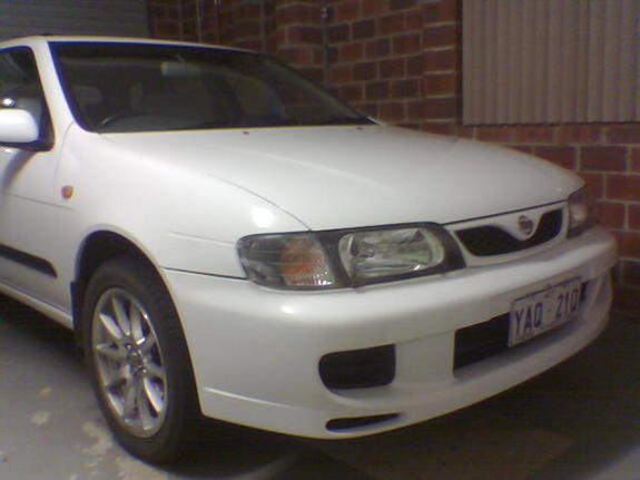 Another pulsssr 1999 Nissan Pulsar post... - 7181058